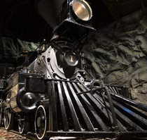 Sacramento's Railway Museum
