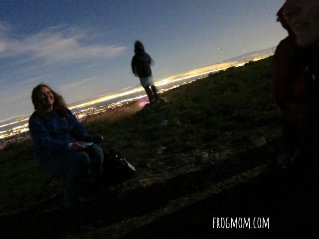 The Stars of Harry Potter Hike - Borel Hill