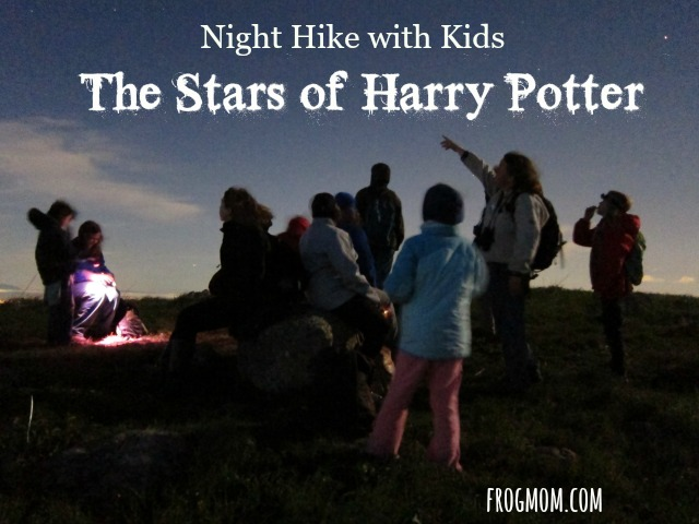 The Stars of Harry Potter Hike