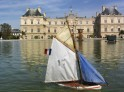 Model sailboats. Photo by Enrico Antongiovanni