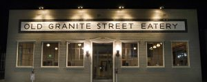 Granite Street Eatery