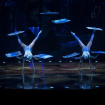 Crystal Ladies. Photo by Cirque du Soleil