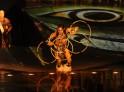 Hoops Dancer. Photo by Cirque du Soleil