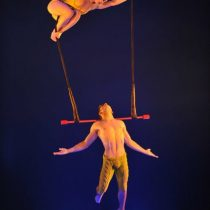 How do they do it? Photo by Cirque du Soleil