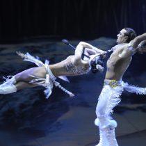Roller skates. Photo by Cirque du Soleil