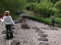 Stepping stones. Photo by Frog Mom