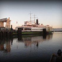 Eureka ferry boat