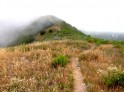 Back side of Valencia Peak
