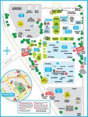 Maker Faire map