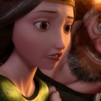 Queen Elinor and King Fergus. ©2012 Disney/Pixar