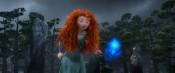 Merida following a Wisp. ©2011 Disney/Pixar