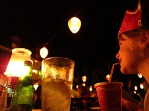 Special occasion dinner at Blue Bayou