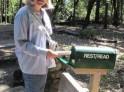 Lynn Millar at Jack London State Historic Park
