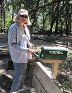 Lynn Millar at Jack London State Historic Park