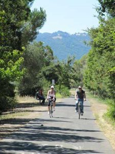 City of Sonoma Bike/Walk Path