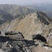 Summit of Pic du Canigou