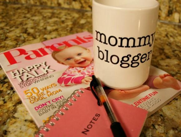 Mommy Blogger. Photo via ChatterBlock.com