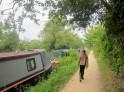 Along the Thames Path