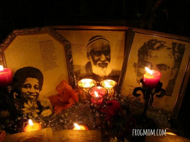 Dia de Los Muertos Memory Box