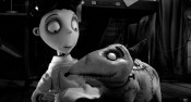 """""""FRANKENWEENIE""""   (L-R) VICTOR and SPARKY."""