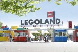 Legoland entrance. Photo courtesy of Legoland.co.uk