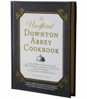 Downtown Abbey Cookbook by Emily Ansara Baines. Published by Adams Media