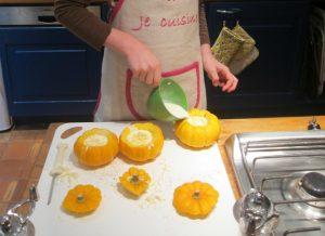 Mini Pumpkin Soup Recipe