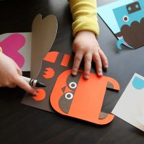 DIY Wee Valentines. Courtesy weesociety.com