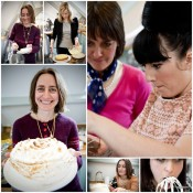 Stacie Stewart Baking Masterclass. Photos courtesy of Anchor Dairy