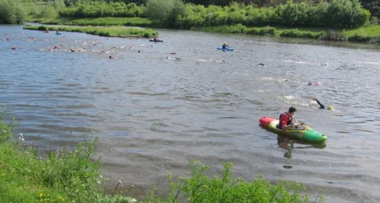 Jubilee River 10K - Start