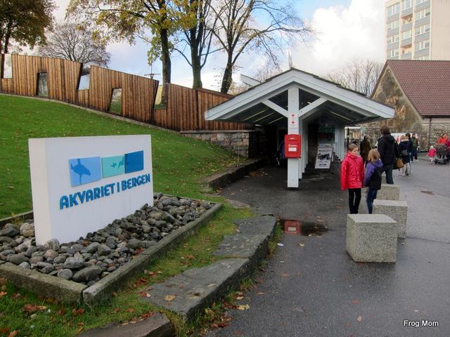 Aquarium of Bergen