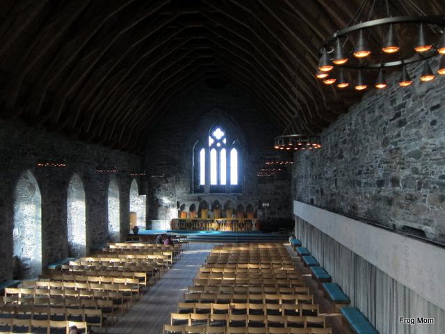 Majestic Haakon's Hall in Bergen