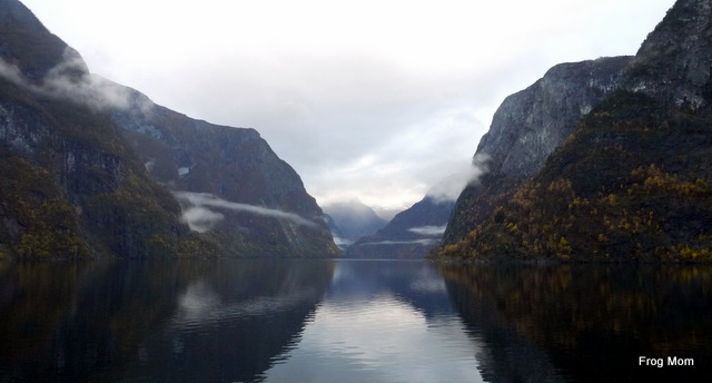 Sognefjord from the ferry