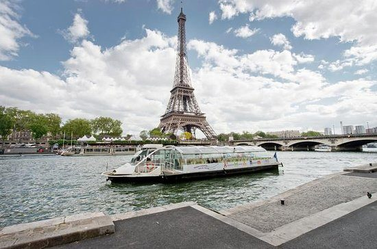Paris River Cruise