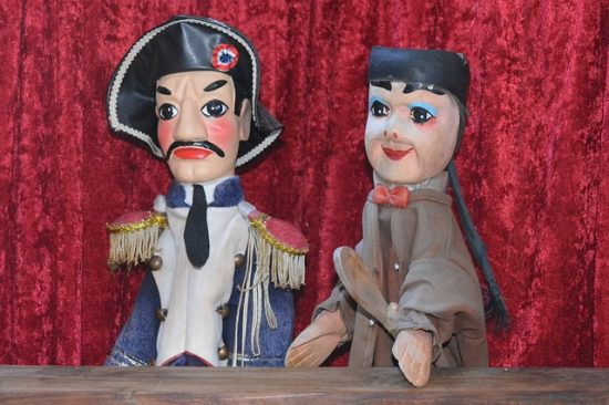 guignol puppets