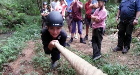 Bear Grylls Commando Rope