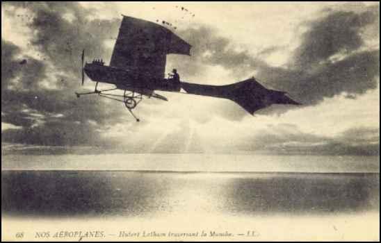 Hubert Latham Manche