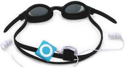 Waterproof Shuffle Swim Goggles