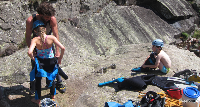 2 Canyoneering Gear You Need
