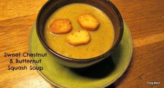 IMG_1529 sweet chestnut and butternut squash soup