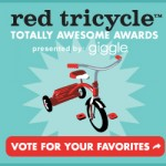 Frog Mom nominated for the Red Tricycle Totally Awesome Awards!