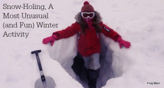 Snow-Holing cover 2 fun