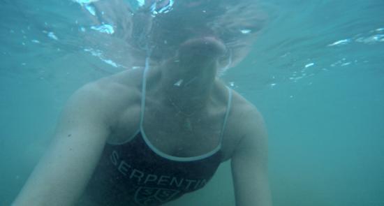 G0030075 dans l'eau