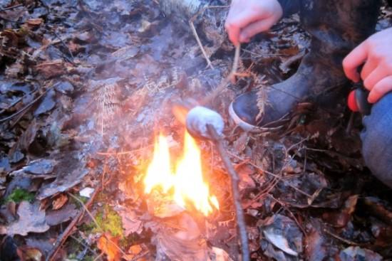 step 5 marshmallows