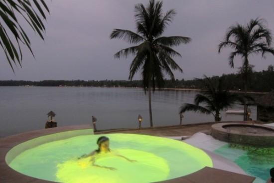Koh Mak piscine