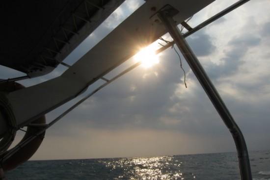 Kph Mak boat sun