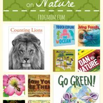 books for kids on nature