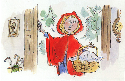 Write Nature Poems like Roald Dahl - Revolting Rhymes