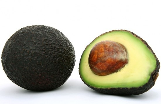 Avocados are the fruit used in guacamole.