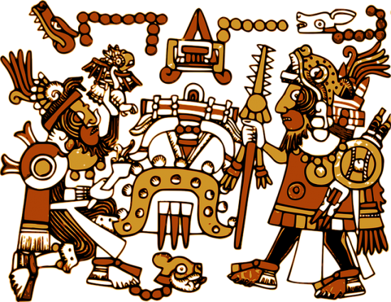 Aztecs first invented guacamole